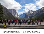 Yosemite National Park  United...