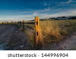 White Sands Landscape