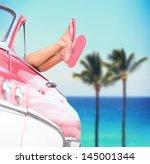 Summer Vacation Travel Freedom...