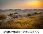 Dilmun Burial Mounds also called Aali royal burial mounds in Bahrain a UNESCO World Heritage Site