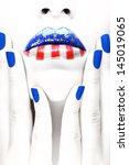 american patriot concept | Shutterstock . vector #145019065