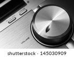 Hi Fi Amplifier Volume Knob  ...