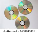 3 Scattered Cd Compact Disk...