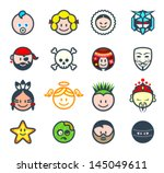 Characters For Social Networks...