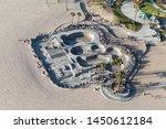 los angeles  california  usa  ... | Shutterstock . vector #1450612184