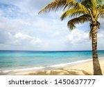 Kokomo white sandy beach curacao