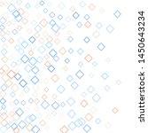 rhombus backdrop minimal... | Shutterstock .eps vector #1450643234