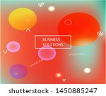 abstract soft color background. ... | Shutterstock .eps vector #1450885247