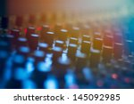 music studio | Shutterstock . vector #145092985
