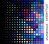 geometric colorful background.... | Shutterstock . vector #1450977137