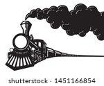 Steam Locomotive In Your...