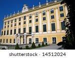 side of schonbrunn palace ... | Shutterstock . vector #14512024