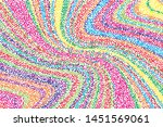 pattern with small multi... | Shutterstock .eps vector #1451569061