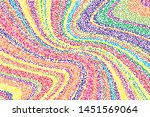 pattern with small multi... | Shutterstock .eps vector #1451569064