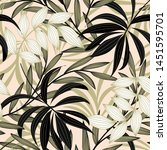 trend abstract seamless pattern ... | Shutterstock .eps vector #1451595701