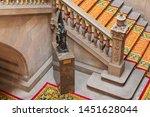 barcelona  spain june 20 2019 ... | Shutterstock . vector #1451628044