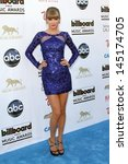 taylor swift at the 2013... | Shutterstock . vector #145174705