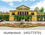 bad ischl  austria   07 july... | Shutterstock . vector #1451773751