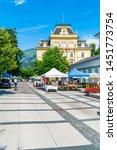 bad ischl  austria   july 06 ... | Shutterstock . vector #1451773754