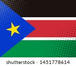 vector image of the flag of...   Shutterstock .eps vector #1451778614