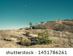 granite rock formations at bald ... | Shutterstock . vector #1451786261