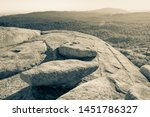 granite rock formations at bald ... | Shutterstock . vector #1451786327