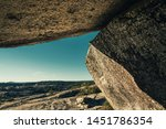 granite rock formations at bald ... | Shutterstock . vector #1451786354