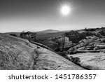 granite rock formations at bald ... | Shutterstock . vector #1451786357