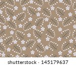 seamless abstract pattern.... | Shutterstock . vector #145179637