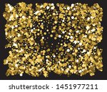 luxury festive abstract circles.... | Shutterstock .eps vector #1451977211