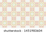 colorful seamless pattern for... | Shutterstock . vector #1451983604