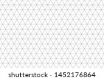 abstract triangle seamless... | Shutterstock .eps vector #1452176864