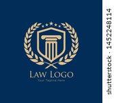 Law Academy Logo Designs. Law...