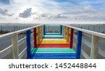 Rainbow Bridge In Thailand.view ...