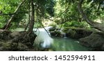 Chet Sao Noi Waterfall In...