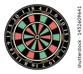 Target Icon   Dartboard And...