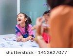 Two Asian Elementary School...