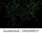 dark green vector background... | Shutterstock .eps vector #1452630917