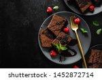 Tasty Appetizing Chocolate Cake ...
