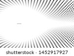 abstract halftone dotted... | Shutterstock .eps vector #1452917927