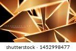 modern technology design with a ... | Shutterstock .eps vector #1452998477