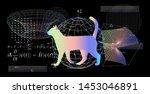illustration of erwin... | Shutterstock .eps vector #1453046891