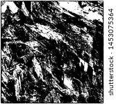 grunge is black and white. worn ...   Shutterstock .eps vector #1453075364