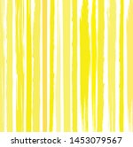 Abstract Colorful Yellow Paint...