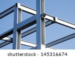 building in construction ... | Shutterstock . vector #145316674