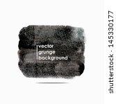 grunge watercolor background.... | Shutterstock .eps vector #145330177