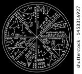 Starry Sky Map Of The Ancient...