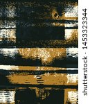 abstract grunge vector... | Shutterstock .eps vector #1453323344