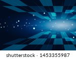 abstract business science or... | Shutterstock . vector #1453355987