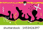 creative and modern background... | Shutterstock .eps vector #1453426397